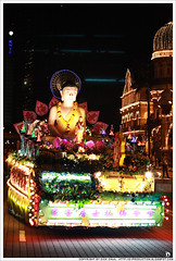 Parade on Wesak Day (DickChua) Tags: canon buddhist parade kl crowds parad wesak dataranmerdeka 40d