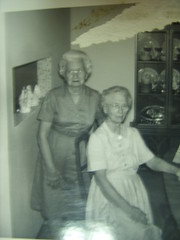 Katie's Two Great-Grandmothers 1969