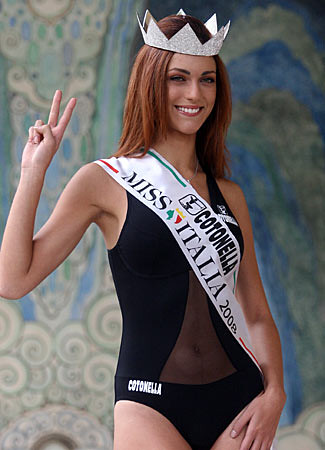 Miss Italia by you.