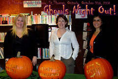 Ghoul's Night Out: The Authors