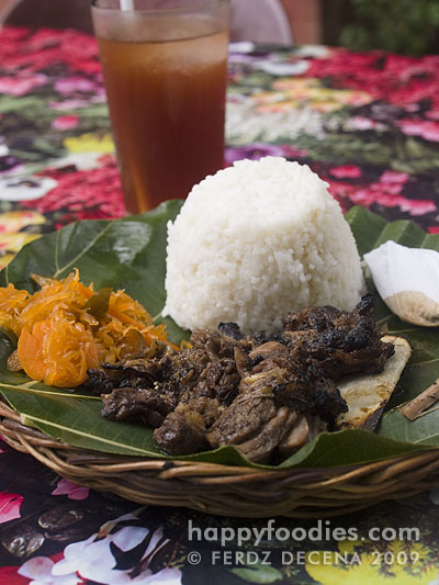 Thereses Tadiang ng Baka and Ivatan Tea