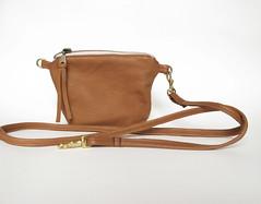 (julia / rennes) Tags: leather boston bag handmade linen purse shoulder brass renneslechateau
