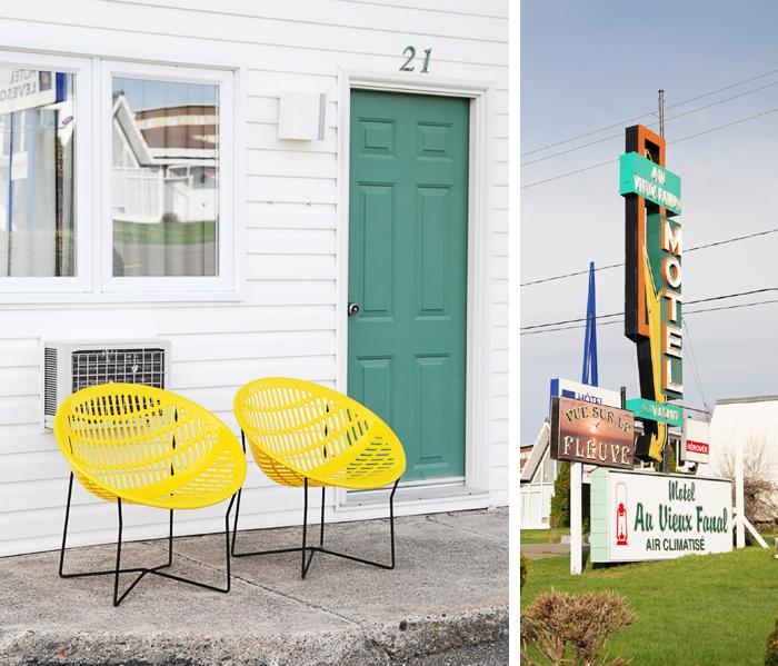 Motel Au Vieux Fanal, Rivière-du-Loup, Quebec