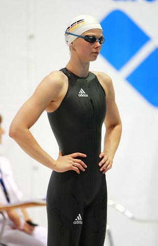 Britta Steffen swimsuit