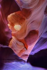 Antelope Canyon (mojo2u) Tags: arizona southwest sandstone desert canyon page antelope navajo hdr slotcanyon antelopecanyon sigma1020mm photomatix lowerantelopecanyon nikond80 lowerantelopeslot