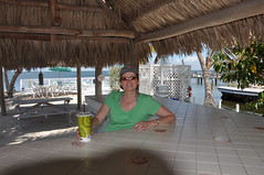 Nancy At The Tiki Hut