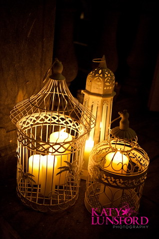Bird Cages As Lanterns