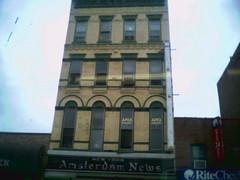 Amsterdam News, Harlem