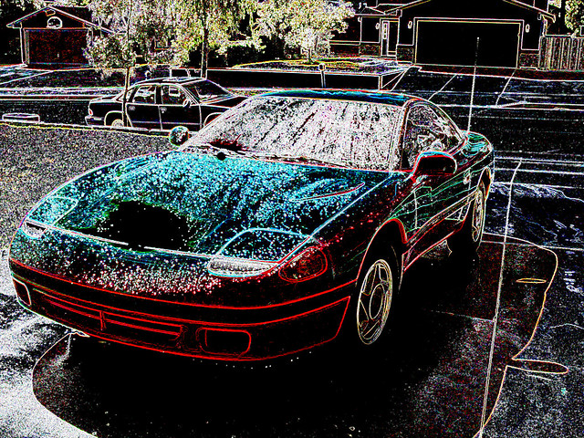 car photoshop scott nice perfect fast ferrari whip 1992 outline cruiser rt sportscar corel dodgestealth