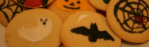 Halloween Biscuits 2
