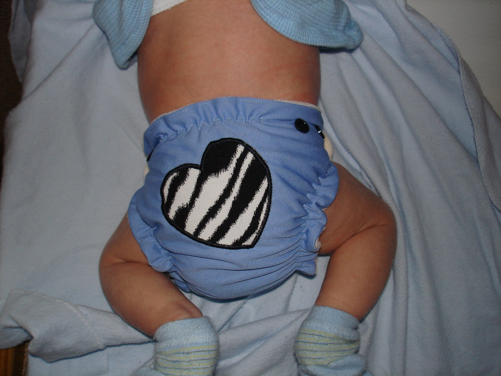 Cloth Diapering Tester - NB