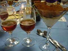 Dessert and 2 kinds of Brown Shugga