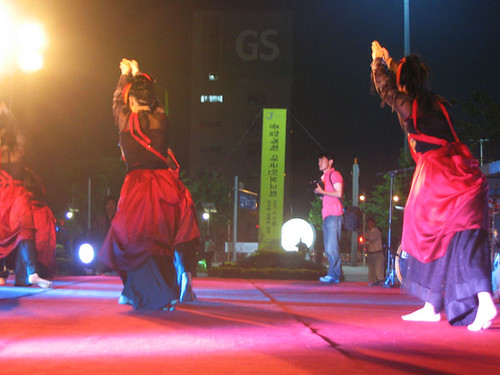 opening dance performance