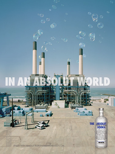 Absolut World - Factory / yforyerom