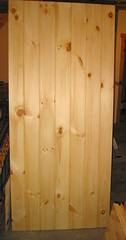 Workshop door