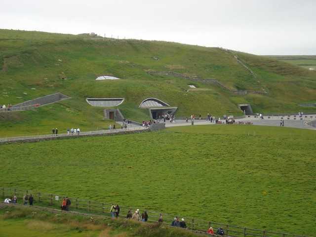 Moher visitor centre