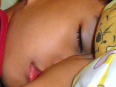 Quiet Moment (charlize_24) Tags: sleeping closeup eyelashes lips olympusc770 a08