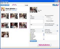 Flickr Uploadr 3.0