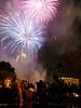 Loy Krathong fireworks II (AraiGodai) Tags: party interestingness interesting fireworks bangkok olympus explore loykrathong loykratong theriver supershot araigordai mywinners raigordai araigodai