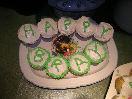 Happy Bray Day! Pupcakes