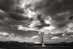 155 (Felipe Ando) Tags: brazil sky bw braslia brasil clouds pb cu nuvens d200 globalvillage globalcity invitedphotosonly gvadminshalloffame itsabeautifulgv