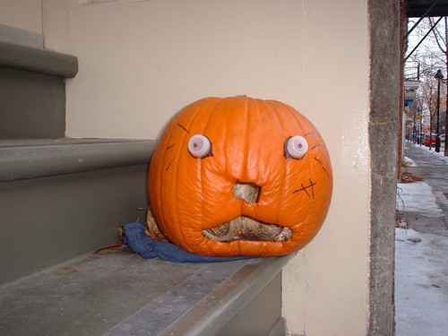Another old Jack-O-Lantern photoed by Rick Gagnon