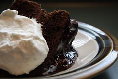 """American Style"" Fudge Cake"