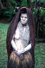 Huli widow in mourning (Ken Bondy) Tags: new guinea papua
