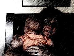 becky & son
