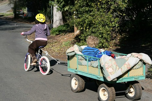 Bikes At Work, Part 1 by molly dunham.
