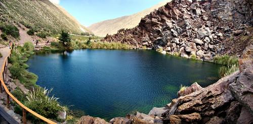 Malargüe - Laguna de la Niña Encantada - Panorama