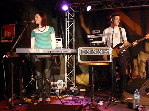 THE WOODENTOPS – Paris, New Morning (30.01.2008)