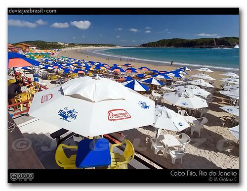 praia das Conchas, Cabo Frío