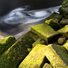 """An Image Can Tell A Story (jasontheaker) Tags: old winter building water stone forest moss stream frost dam yorkshire mould dilapidated dales eddies landscapephotography """"jasontheaker"""" """"thruscrossreservoir"""" """"washburnvalley"""""""