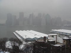 Fog in Brooklyn Heights (Ann Althouse) Tags: