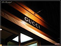 Gucci Shop in Wien