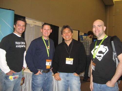 Travis Andrews, Ted Murphy, Guy Kawasaki, Jeremy Schoemaker