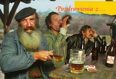 Encore une bière ! (iveka19) Tags: bottle cerveza poland polish alcool mug drunken bier alcoholic brew birra flasche vaso drunkard botella bière krug mousse borracho pologne bouteilles alcoolico polaca alcoolique säufer ubriacone ivrogne boccale apribottiglie polnish polonais jarradecerveza alkoholisch soûlard soulot pozdrowieniaz