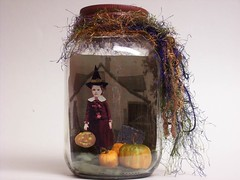 Captured Witch (cedarjunction) Tags: halloween witch captured junction cedar cedarjunction cedar828