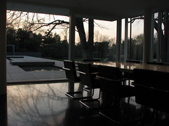 FINE DINING... (fake_plastic_earth) Tags: house reflection architecture reflections dallas texas interior explore architect dfw richardmeier dma explored dallasarchitecture  generousgift rachofskyhouse rachofsky