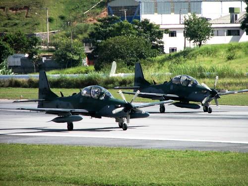 Guatemala compra por US$ 170 milhões aviões e radares do Brasil