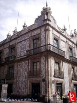 Casa de los Azulejos, Fachada Madero y Condesa, ID248, Iván TMy©, 2008