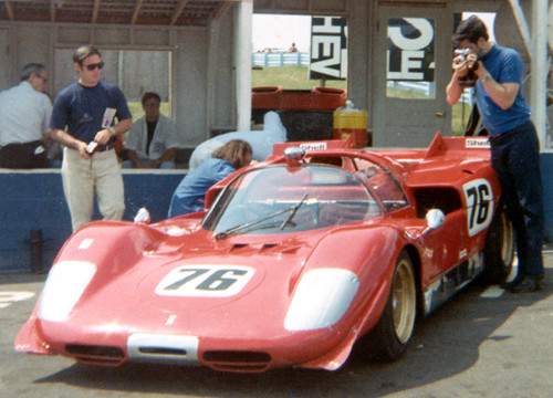 1970 WG CanAm 001