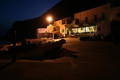 Pecorini by night
