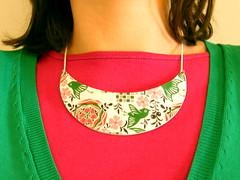 Chroma Oiseau Necklace
