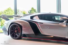 Half Veneno (Beyond Speed) Tags: lamborghini veneno supercar supercars car cars automotive nikon v12 hypercar grey santagata italy museolamborghini museum
