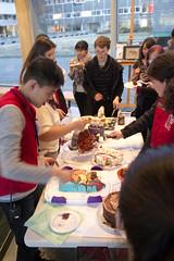Bake a Cake for Darwin 2017 (Beaty Biodiversity Museum) Tags: beaty biodiversity museum cake darwin birthday contest ubc vancouver british columbia decorating fondant icing dessert off