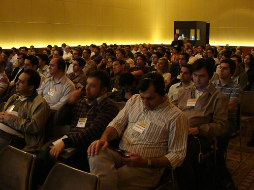 Público do Scrum Gathering Brazil