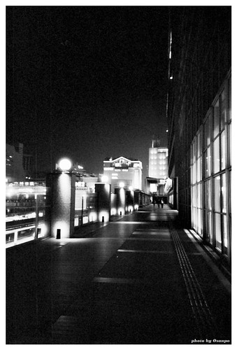 Night Monochrome 20090518 #01