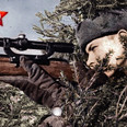Soviet sniper WWII - for default thumbnail